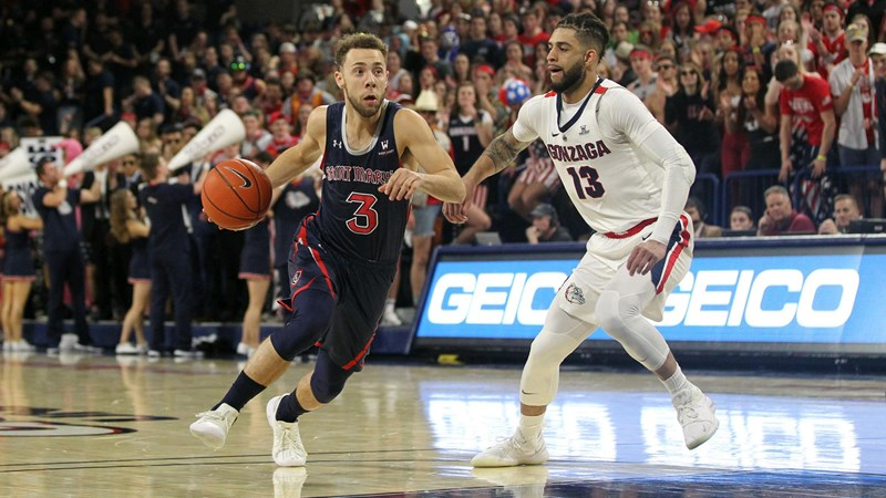Saint Mary's Gaels Men's Basketball: Saint Mary's suffered their toughest loss in the Randy Bennett era Saturday night as No...