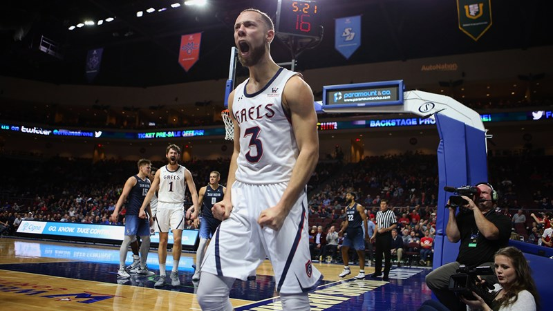 Saint Mary's Gaels Men's Basketball: Saint Mary's guard Jordan Ford was named First Team All-District by the National Associ...