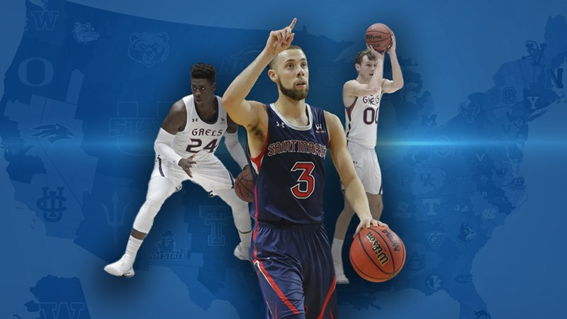 Saint Mary's Gaels Men's Basketball: Fresh off its second NCAA Tournament appearance in the past three years and 12th straig...